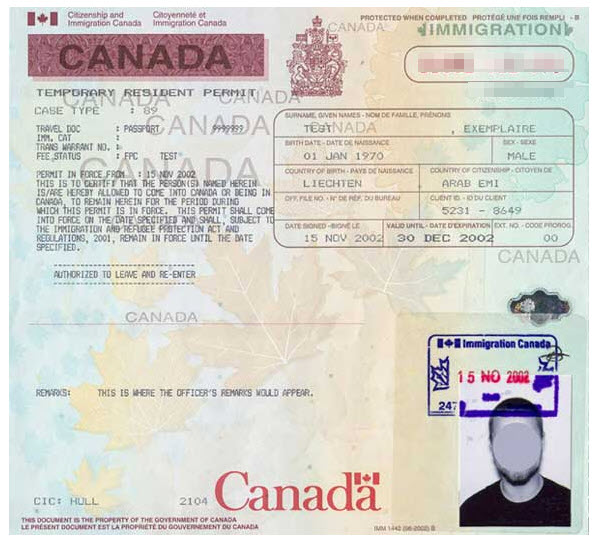 캐나다 취업비자
